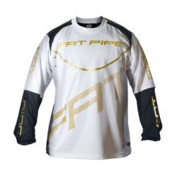 Målvaktströja Fat Pipe GK-Shirt White (bild)