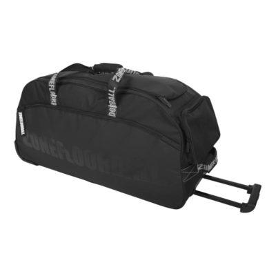 Målvaktsväska Zone Sport Bag Brilliant Large With Wheels Black/Grey (bild)