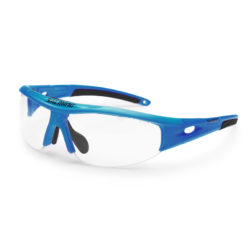 Salming V1 Protective Eyewear JR Royal Blue (bild)
