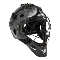 Salming CarbonX Helmet Black (bild)