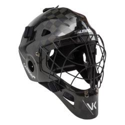 Salming CarbonX Helmet Black (bild)