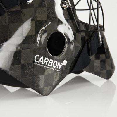 Salming CarbonX Helmet Black