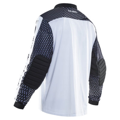 Salming Atilla Goalie Jersey SR White/Black