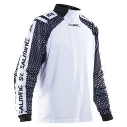 Salming Atilla Goalie Jersey SR White/Black (bild)