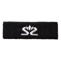 Salming Knitted Headband Black/White (bild)