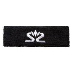 Salming Knitted Headband Black/White (bild)