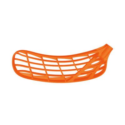 Innebandyblad Fat Pipe PWR Neon Orange