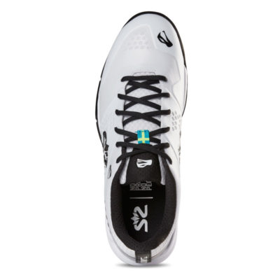 Innebandyskor Salming Viper 5 Men Shoe White/Black
