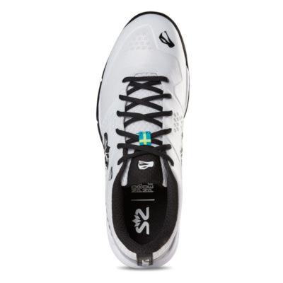Innebandyskor Salming Viper 5 Men Shoe White/Black
