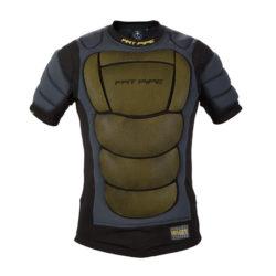 Målvaktsväst Fat Pipe GK-Protective Shirt XRD Padding Black (bild)