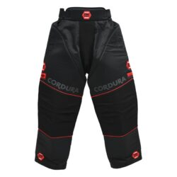 Målvaktsbyxor Zone Goalie Pants Pro Black/Red (bild)