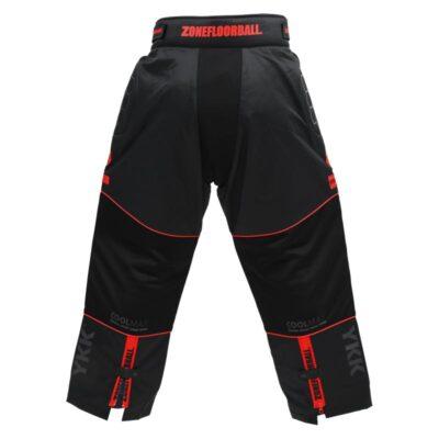 Målvaktsbyxor Zone Goalie Pants Pro Black/Red
