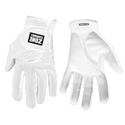 Målvaktshandskar Zone Goalie Gloves Monster All White JR/SR (bild)