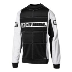 Målvaktströja Zone Goalie Sweater Patriot Black JR (bild)